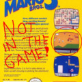 Super Mario 3 Box Art Features Missing Level